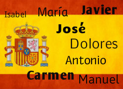 woorden spanje nederaland