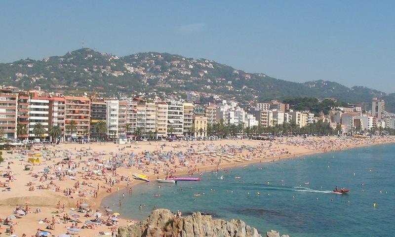 Toerisme Spanje